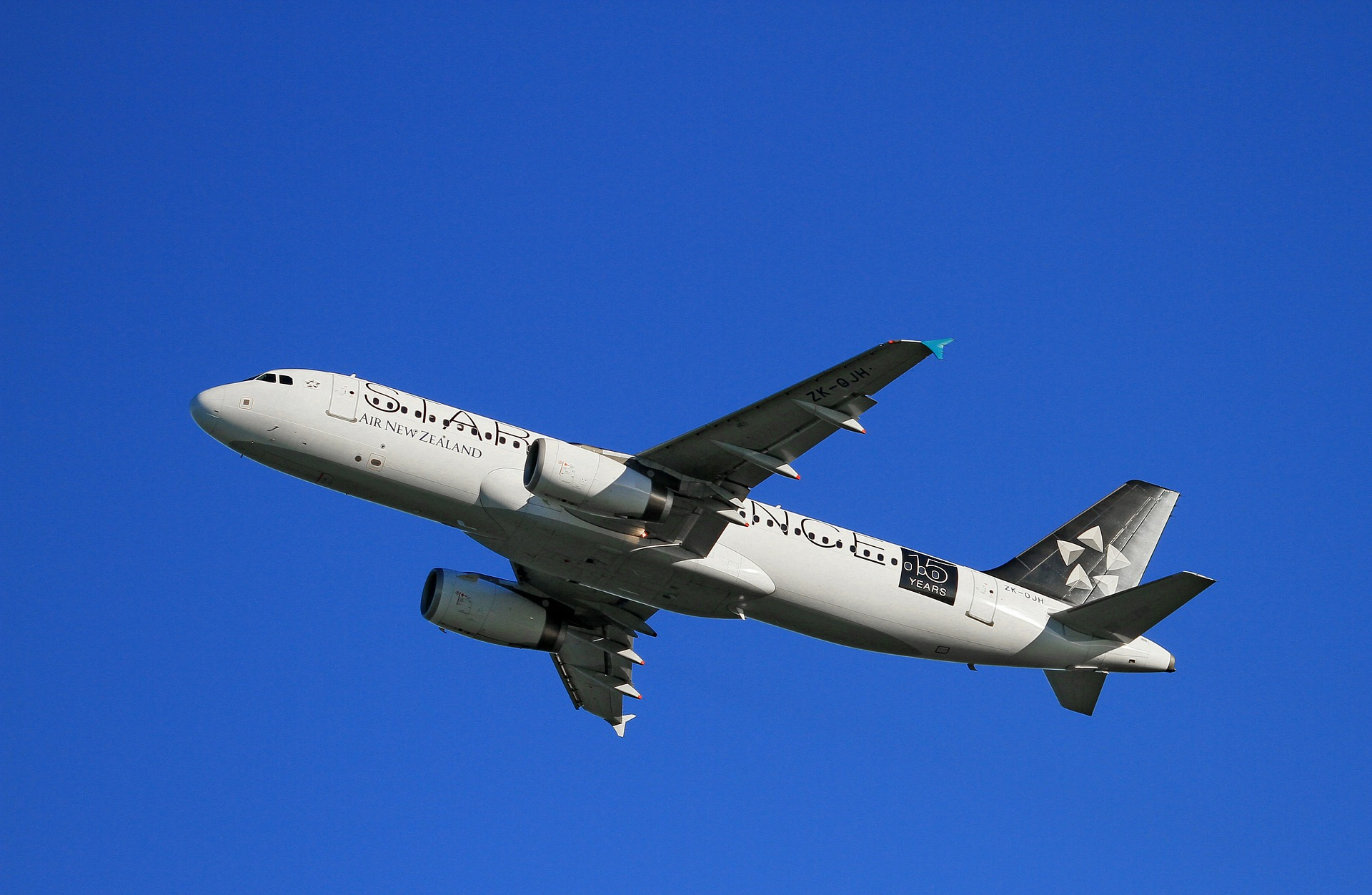 Wrażenia z podróży samolotem
