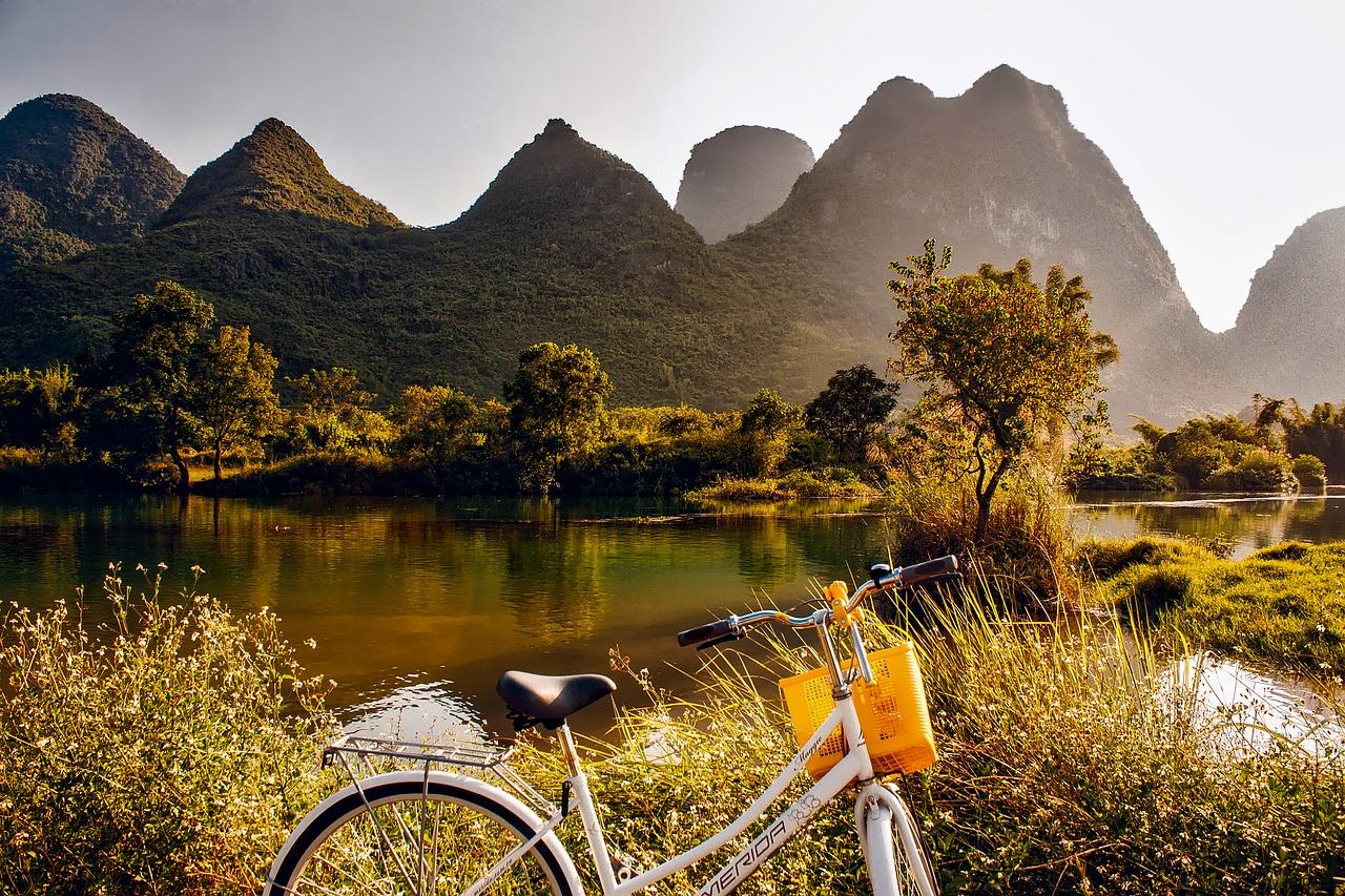 Odpocznij na rowerze!