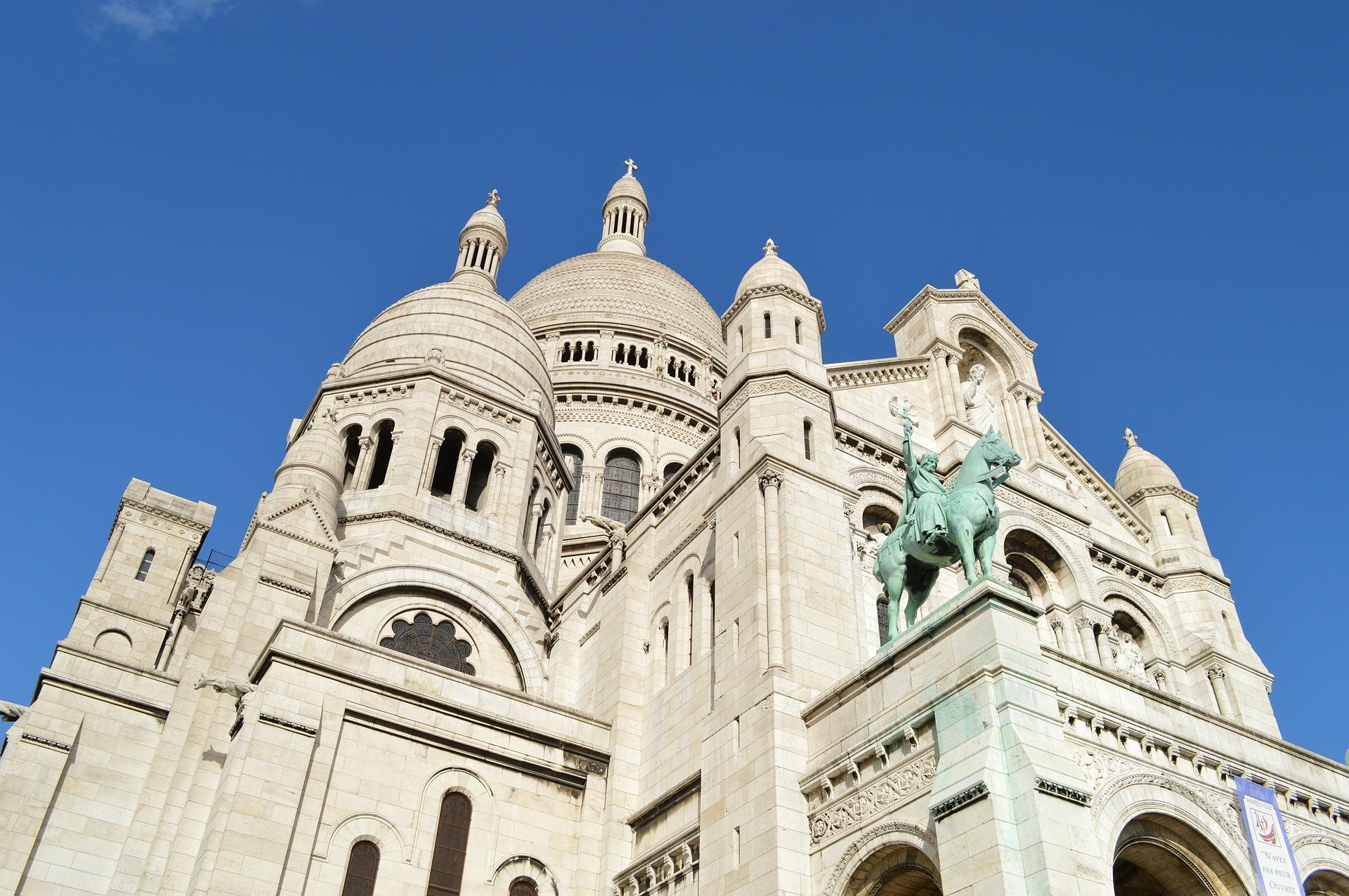 Paryż - miasto zabytków